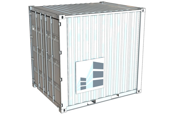 container 10 pieds