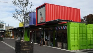 magasin en container maritime