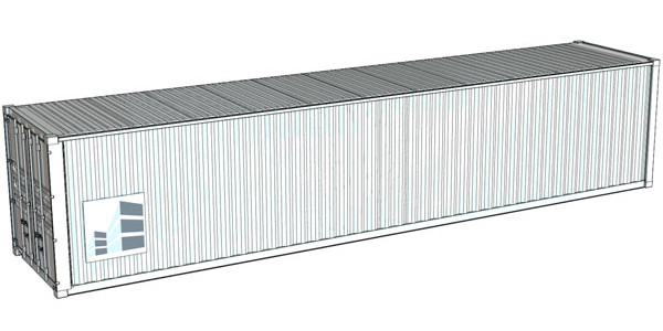 container 40 pieds